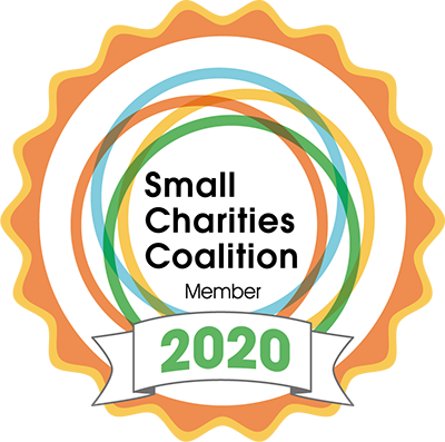 Small Charities Coalition Member 2020